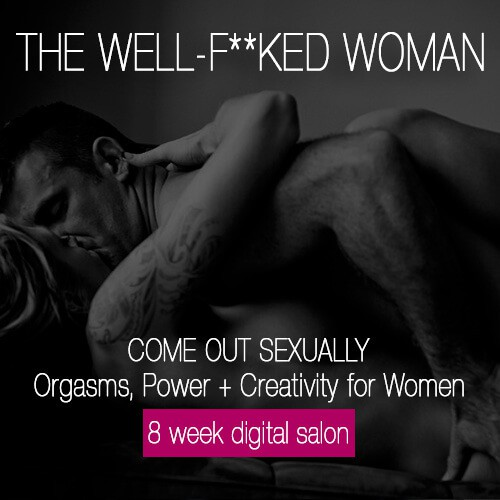 The Well F**ked Woman