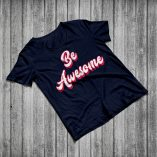 Be Awesome - Navy