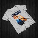 Girl Almighty - Heather Grey