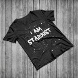 I Am Stardust - Black