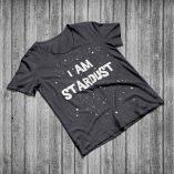 I Am Stardust - Dark Heather