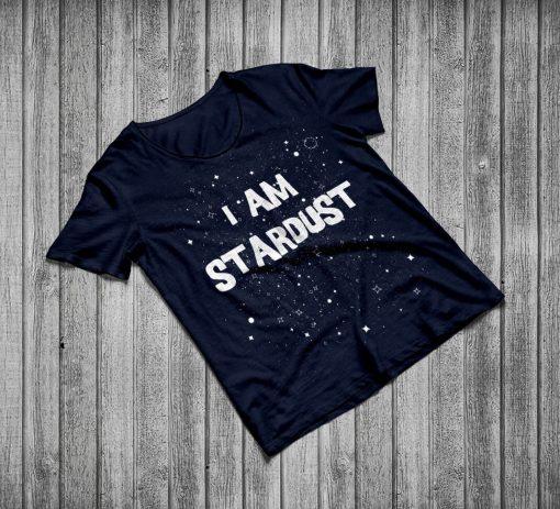 I Am Stardust - Navy