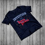 Intuition Is My Superpower - Navy